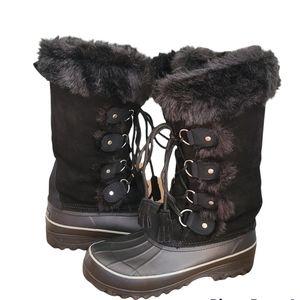 Khombu Arctic Winter Snow Boots
